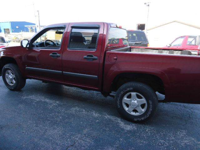 2007 gmc canyon sle 4dr crew cab 4wd sb in carlisle pa. Black Bedroom Furniture Sets. Home Design Ideas