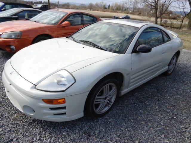 2003 mitsubishi eclipse gt 2dr hatchback in carlisle carlisle mechanicsburg village center auto. Black Bedroom Furniture Sets. Home Design Ideas
