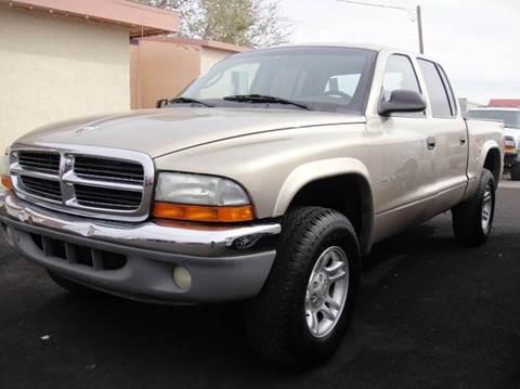 2002 Dodge Dakota for sale in Alamogordo, NM