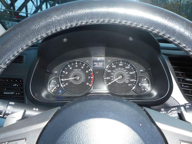 2011 Subaru Legacy AWD 2.5i Premium 4dr Sedan CVT - Catskill NY