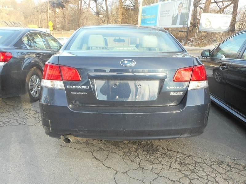 2013 Subaru Legacy AWD 2.5i Premium 4dr Sedan - Catskill NY
