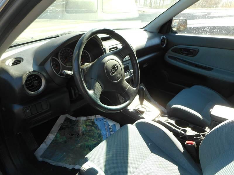 2005 Subaru Impreza AWD Outback Sport 4dr Wagon - Catskill NY