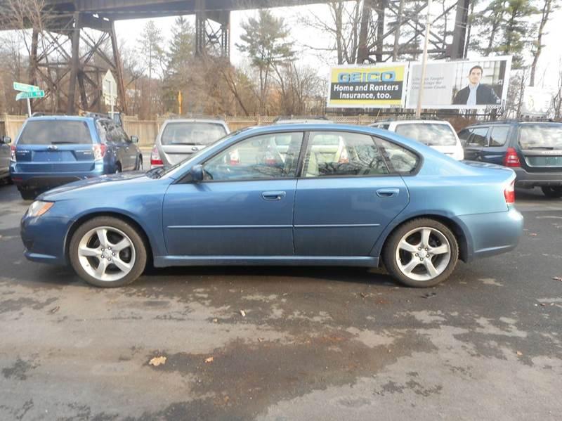 2008 Subaru Legacy AWD 2.5i 4dr Sedan 4A - Catskill NY