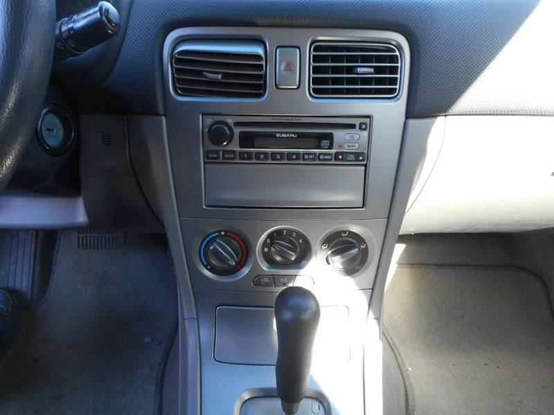 2003 Subaru Forester AWD X 4dr Wagon - Catskill NY