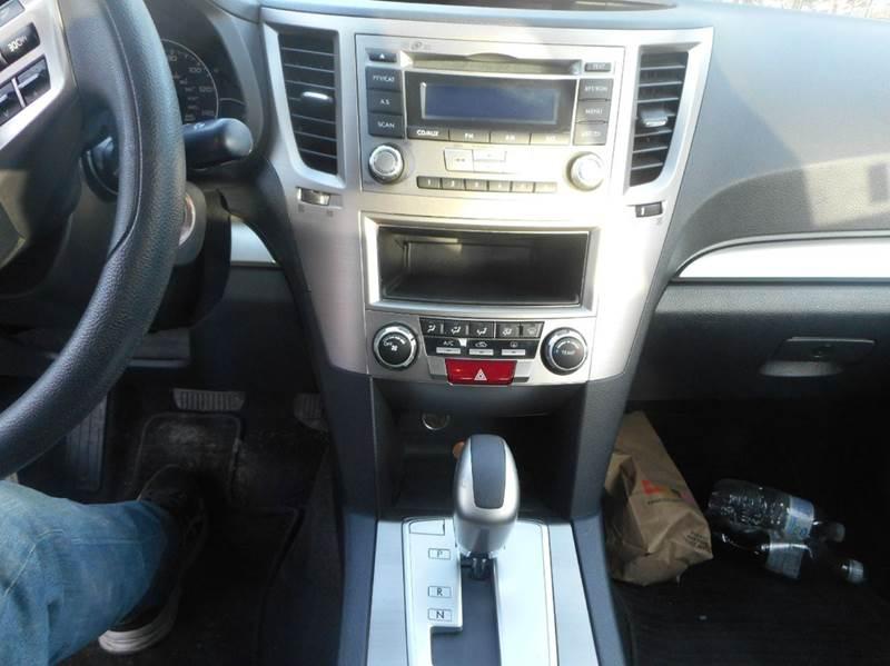 2013 Subaru Legacy AWD 2.5i 4dr Sedan CVT - Catskill NY