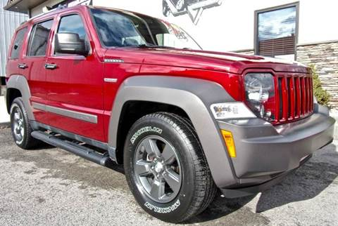 2011 Jeep Liberty for sale in Bridgeport, WV