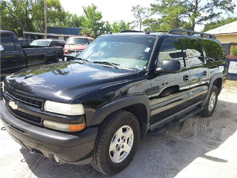 2005 Chevrolet Suburban