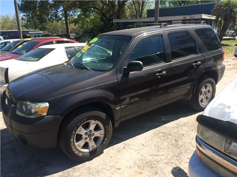 2007 Ford Escape for sale in Longwood, FL