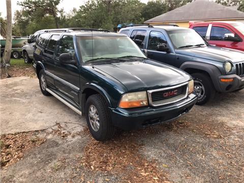 1998 GMC Jimmy for sale in Longwood, FL