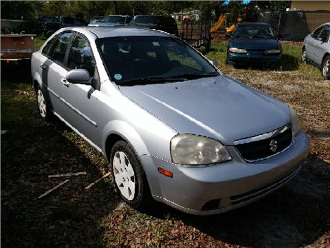2007 Suzuki Forenza for sale in Longwood, FL
