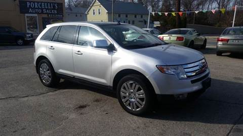2010 Ford Edge for sale in West Warwick, RI