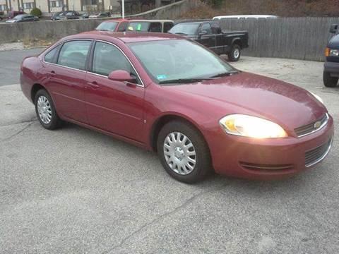 2006 Chevrolet Impala for sale in West Warwick, RI