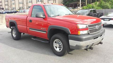 2005 Chevrolet Silverado 2500HD for sale in West Warwick, RI