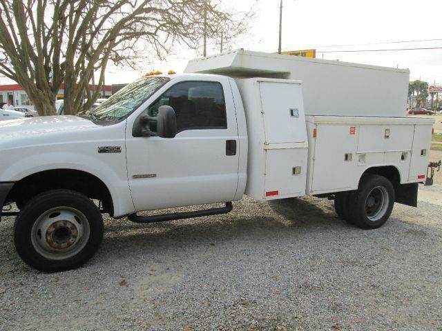 2003 Ford F-450