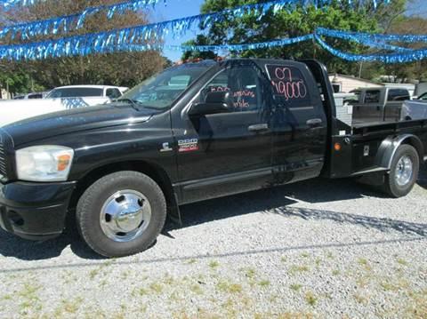2007 Dodge Ram Pickup 3500 for sale in Lake Charles, LA