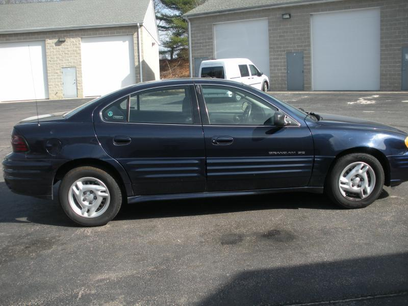 2001 Pontiac Grand Am SE 4dr Sedan In Ashaway RI
