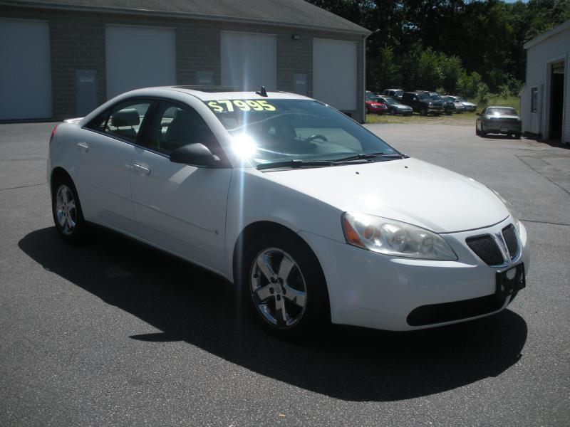 2008 Pontiac G6 for sale in Ashaway, RI