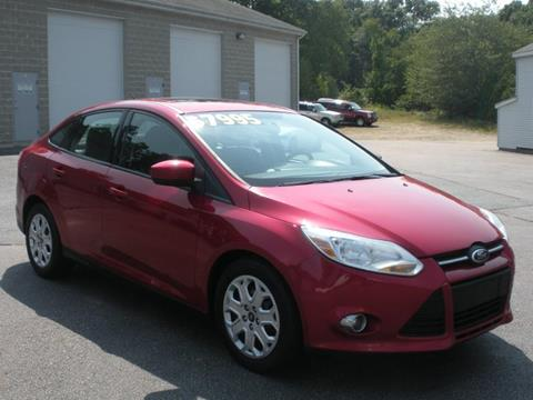 2012 Ford Focus for sale in Ashaway, RI