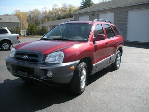 2005 Hyundai Santa Fe for sale in Ashaway, RI