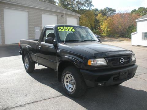 2001 Mazda B-Series Pickup for sale in Ashaway, RI