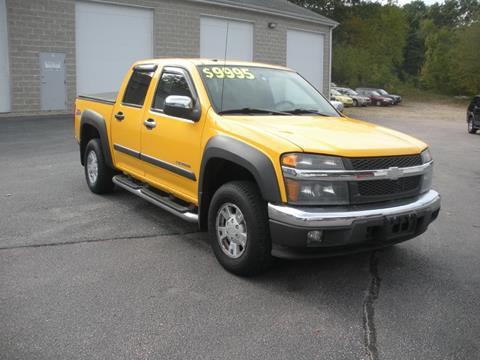 2005 Chevrolet Colorado for sale in Ashaway, RI