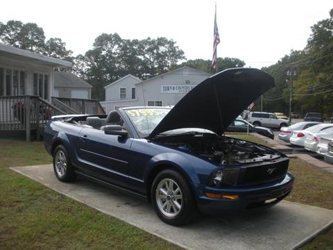 2006 Ford Mustang for sale in Ashaway, RI