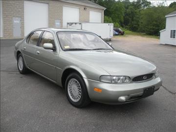 1997 Infiniti J30 for sale in Ashaway, RI