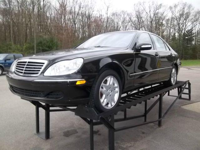 2003 Mercedes-Benz S-Class