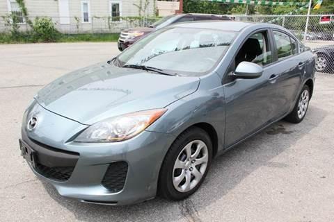 2013 Mazda MAZDA3 for sale in Worcester MA