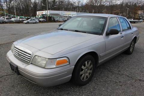 2007 Ford Crown Victoria for sale in Worcester, MA
