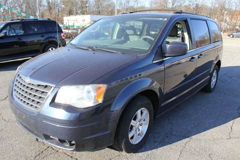 2008 Chrysler Town and Country for sale in Worcester MA