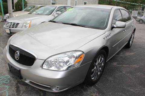 2006 Buick Lucerne for sale in Worcester MA