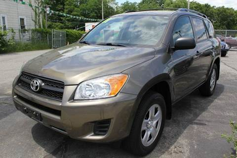 2011 Toyota RAV4 for sale in Worcester, MA