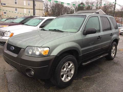2005 Ford Escape for sale in Worcester, MA