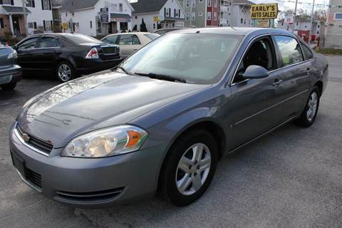 2006 Chevrolet Impala for sale in Worcester MA