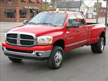 2006 Dodge Ram Pickup 3500 for sale in Woodbridge, NJ
