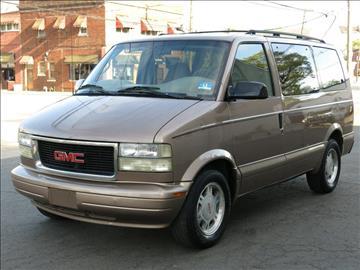 2003 GMC Safari for sale in Woodbridge, NJ