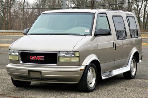 2003 GMC Safari for sale in Burlington, NJ