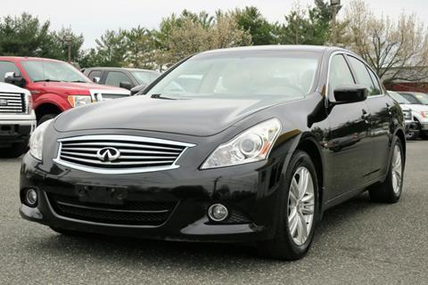 2011 Infiniti G37 For Sale In New Jersey Carsforsale