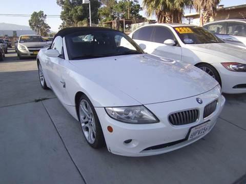 2005 BMW Z4 for sale in Fontana, CA