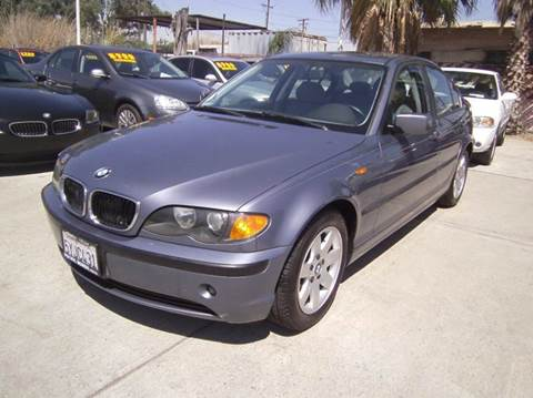 2002 BMW 3 Series for sale in Fontana, CA