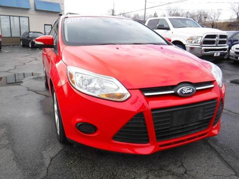 2013 Ford Focus for sale in Provo, UT