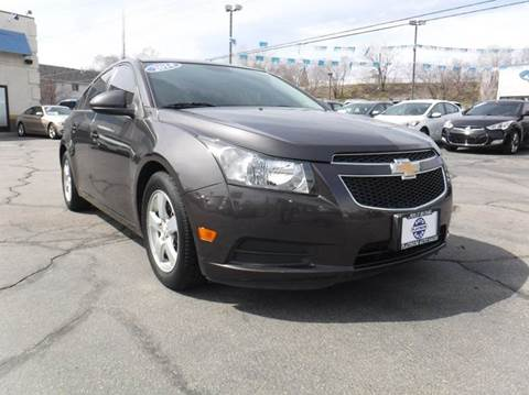 2014 Chevrolet Cruze for sale in Provo, UT