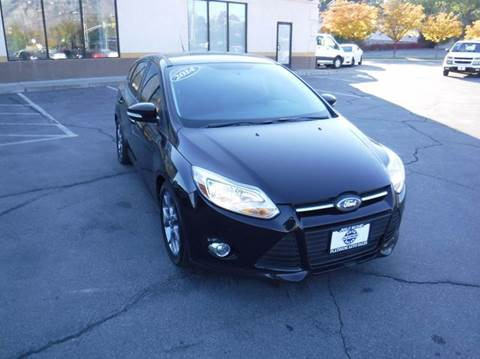 2014 Ford Focus for sale in Provo, UT