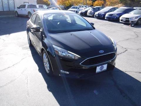 2015 Ford Focus for sale in Provo, UT