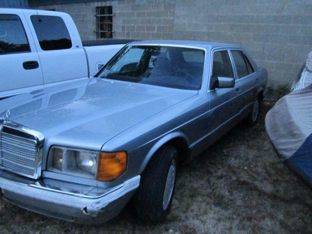 1982 Mercedes-Benz 300-Class