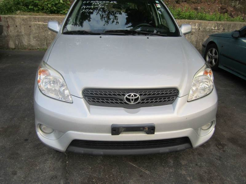 2005 Toyota Matrix