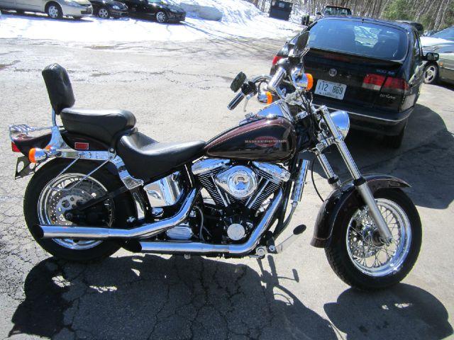 1996 Harley-Davidson Softtail TwoTone