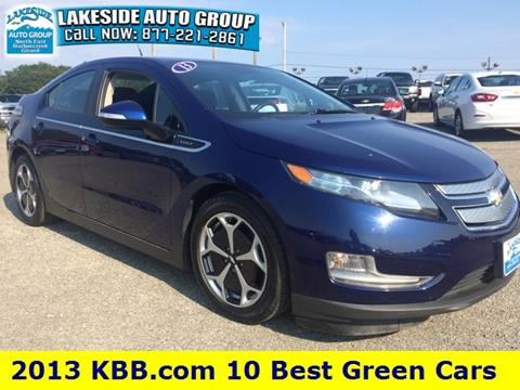 2013 Chevrolet Volt for sale in North East, PA