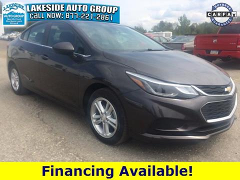 2017 Chevrolet Cruze for sale in North East, PA